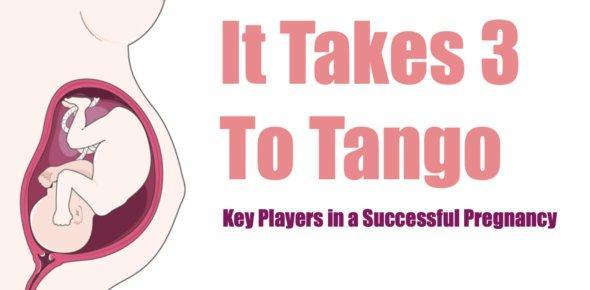 It takes 3 to tango