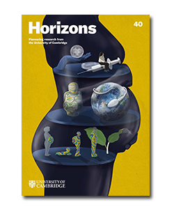 Horizons magazine special issue cover