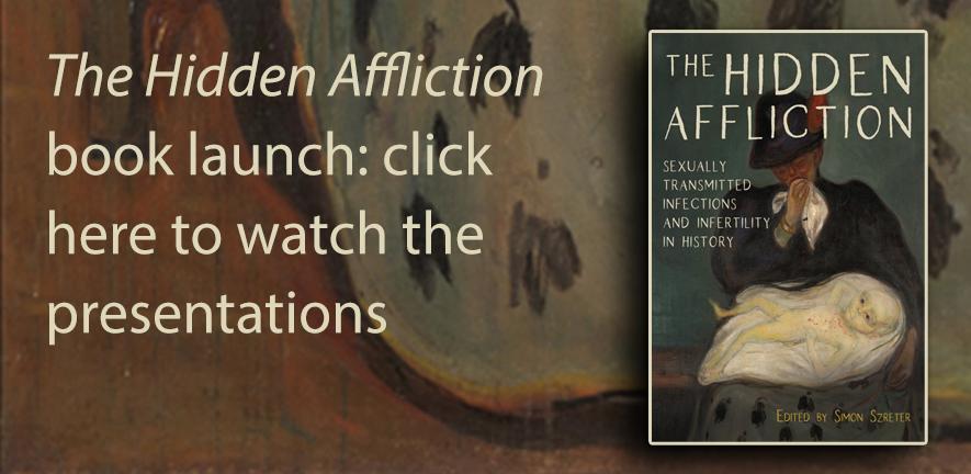 The Hidden Affliction: book launch