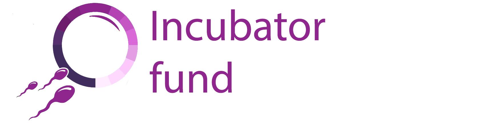Incubator fund logo